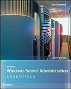 Microsoft Windows Server Administration…