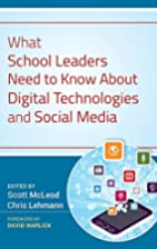 What School Leaders Need to Know About…