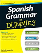 Spanish Grammar For Dummies by Cecie Kraynak