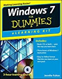 Fulton, Jennifer: Windows 7 eLearning Kit For Dummies