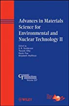 Advances in Materials Science for…