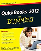 QuickBooks 2012 For Dummies by Stephen L.…