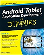 Android Tablet Application Development For…