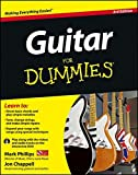Phillips, Mark: Guitar For Dummies, with DVD