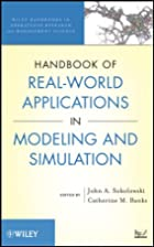 Handbook of Real-World Applications in…
