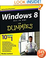 Windows 8 All-in-One For Dummies