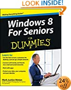 Windows 8 For Seniors For Dummies