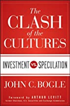 The Clash of the Cultures: Investment vs.…