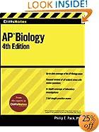 CliffsNotes AP Biology, Fourth Edition (Cliffs Ap Biology)