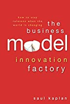 The Business Model Innovation Factory: How…