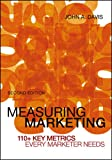 Davis, John A.: Measuring Marketing: 110+ Key Metrics Every Marketer Needs