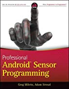 Professional Android Sensor Programming by…