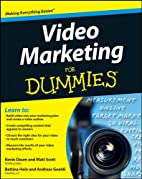 Video Marketing For Dummies (For Dummies…