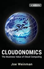 Cloudonomics, Website: The Business Value of…
