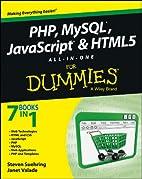 PHP, MySQL, JavaScript & Html5 All-In-One…