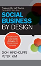 Social Business By Design: Transformative…