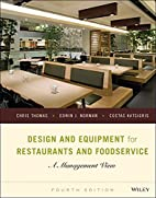 Design and Equipment for Restaurants and…