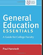 General Education Essentials: A Guide for…