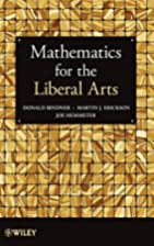 Mathematics for the Liberal Arts (Wiley…