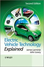 Electric Vehicle Technology Explained by…