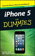 Iphone 5 for dummies (pocket Edition) by…