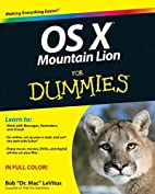 OS X Mountain Lion For Dummies by Bob…