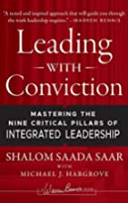 Leading with Conviction: Mastering the Nine…