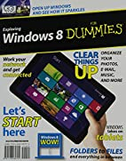 Exploring Windows 8 For Dummies by Galen…