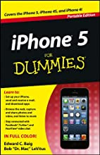 iPhone 5 for Dummies Portable Edition (For…