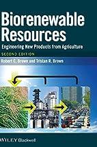 Biorenewable resources : engineering new…