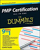PMP Certification All-in-One For Dummies…