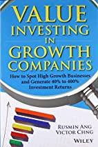 Value Investing in Growth Companies: How to…