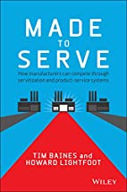 Made to Serve: How manufacturers can compete…
