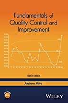 Fundamentals of Quality Control and…