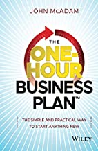 The One-Hour Business Plan: The Simple and…