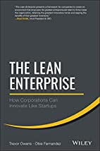The Lean Enterprise: How Corporations Can…