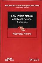 Low-Profile Natural and Metamaterial…