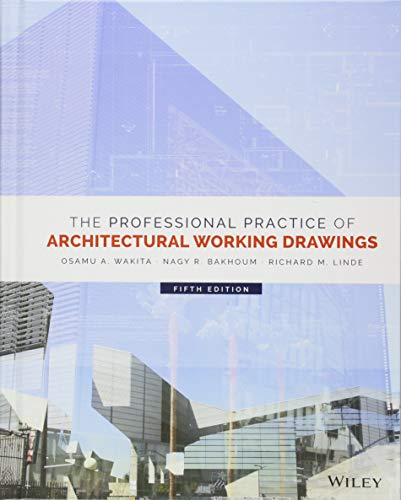 the-professional-practice-of-architectural-working-drawings