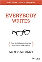 Everybody Writes: Your Go-To Guide to…