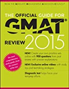 The Official Guide for GMAT Review 2015 with…