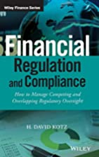 Financial Regulation and Compliance,…