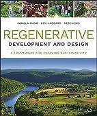 Regenerative Development and Design: A…