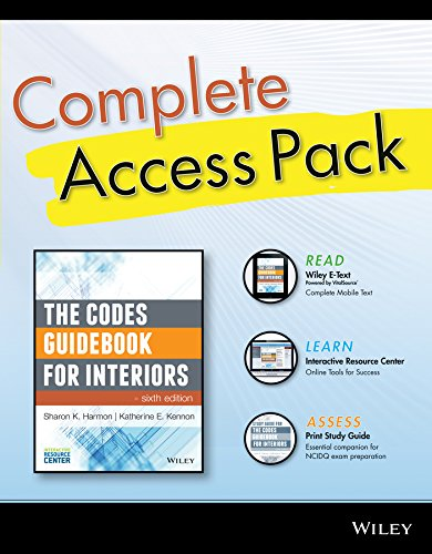the-codes-guid-for-interiors-sixth-edition-complete-access-pack-with-wiley-e-text-study-guide-6e-and-interactive-resource-center-access-card