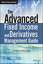 The Advanced Fixed Income and Derivatives…