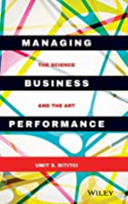 Managing Business Performance: The Science…