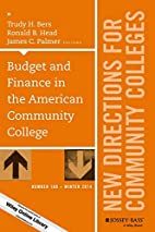 Budget and Finance in the American Community…
