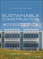 Sustainable Construction: Green Building…
