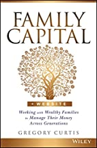 Family Capital: Working with Wealthy…