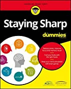 Staying Sharp For Dummies by American…