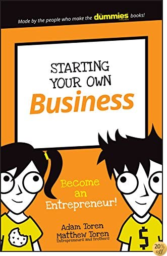 TStarting Your Own Business: Become an Entrepreneur!